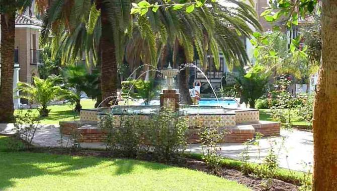 Long term rental in Puebla Lucia