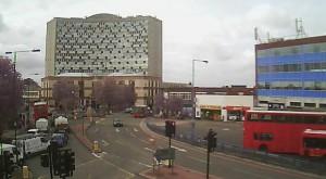 Webcam in London